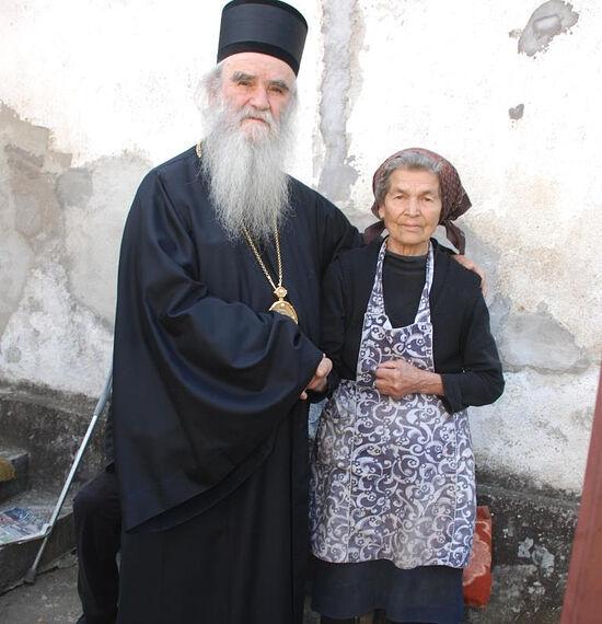 Владыка Амфилохий (Радович). Фото Светланы Луганской