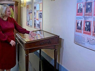 В Екатеринбурге, в храме на Крови открылась выставка «Русская Голгофа. 1917 - 1921»