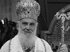 Отошел ко Господу Патриарх Сербский Ириней