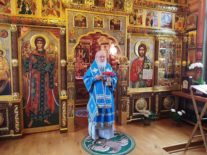 His Holiness Patriarch Kirill of Moscow and All Russia