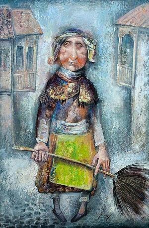 Painter: Emzar Khabuliani