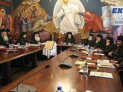 10 против 7: В Синоде Кипра большинство за позицию предстоятеля по ПЦУ