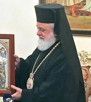 Митрополит Киккский и Тиллирийский Никифор (Киккотис)