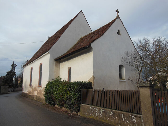 Часовня святой Одилии. Шервиллер (Франция)