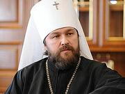 Митрополит Волоколамский Иларион прокомментировал коммюнике по итогам заседания Синода Кипрской Православной Церкви