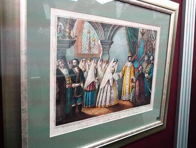 «Российский Императорский Дом. 300 лет истории»: в Историческом парке Перми открывается выставка гравюр и литографий