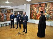 В Северной Осетии открылась выставка, посвященная 1100-летию крещения Алании