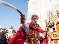 "Archimandrite Luke (Golovkov): ""A true icon depicts the heavenly world."""