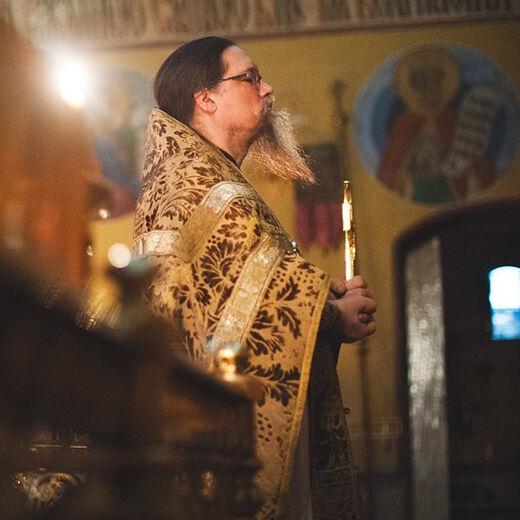 Архимандрит Лука (Головков): «Глубина Православия влияет на человека через икону»