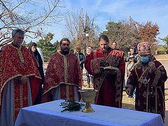 Georgian Orthodox monastery opens in Oklahoma (+VIDEO)