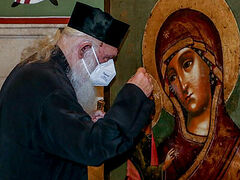 Archbishop Ieronymos of Greece released from hospital after battling COVID