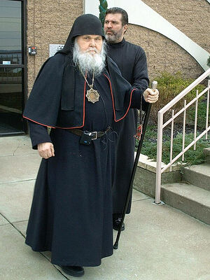 Bishop Daniel (Alexandrov) of Erie. Photo: wikipedia.org