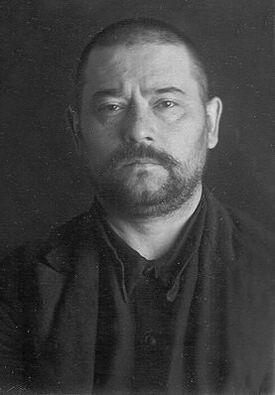 Holy Hieromartyr Vladimir (Medvediuk), after his arrest. Photo: newmartyros.ru