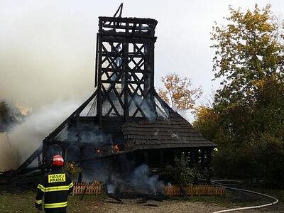 На восстановление церкви Архангела Михаила в Праге собрано свыше 1 млн крон