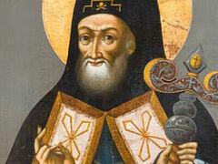 Holy Hierarch St. Mitrophan, Bishop of Voronezh