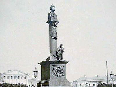 В Костроме планируют восстановить исторический памятник Ивану Сусанину