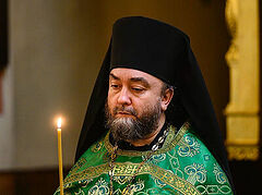 Отошел ко Господу насельник Псково-Печерского монастыря иеромонах Вассиан (Дурицкий)