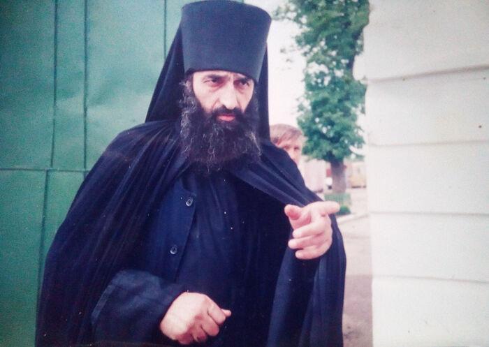 Отец Илиодор в Оптиной пустыни