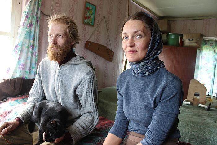 Андрей и Елена Аксеновские