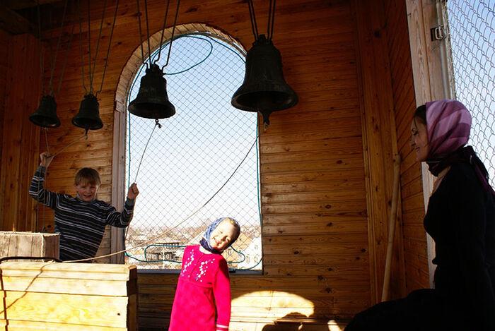 Семья Аксеновских с Божией помощью надеется возвести часовню в Аранце