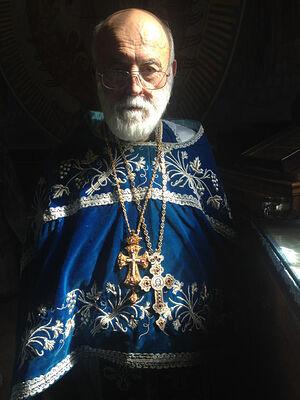 Протоиерей Георгий Ларин