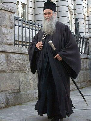 Митрополит Амфилохий (Радович)