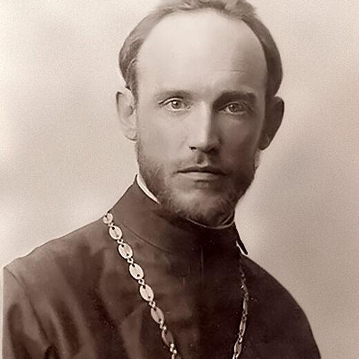 Hieromartyr Boris Pavlovich Ivanovsky