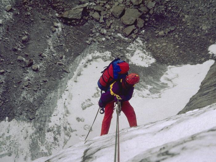 Expedition to Pamir-Alai, 1992
