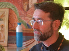 Priest Hildo Bos: For Me, Orthodoxy Is Experiencing the Divine Mystery in This World