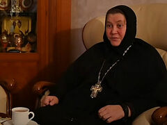 Игум. Екатерина (Чайникова) о жизни в Печорах и схиигумене Савве (Остапенко)