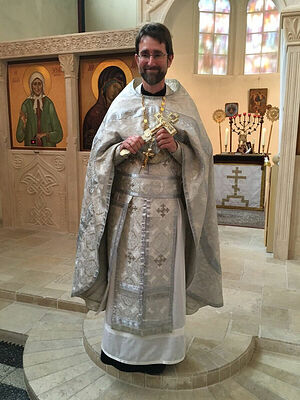 Priest Hildo Bos