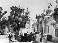 Сто лет Русской Духовной Миссии в Иерусалиме в составе Русской Зарубежной Церкви