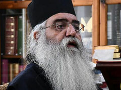 The law of God is above the law of the state, says Metropolitan of Morphou, refusing to accept order to close churches