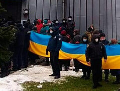 Criminal proceedings opened after Ukrainian schismatics violently attacked canonical church