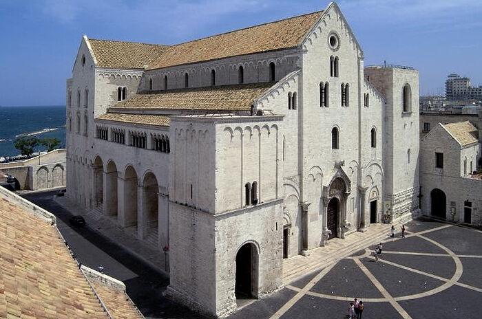 Βασιλική του Αγίου Νικολάου στο Μπάρι