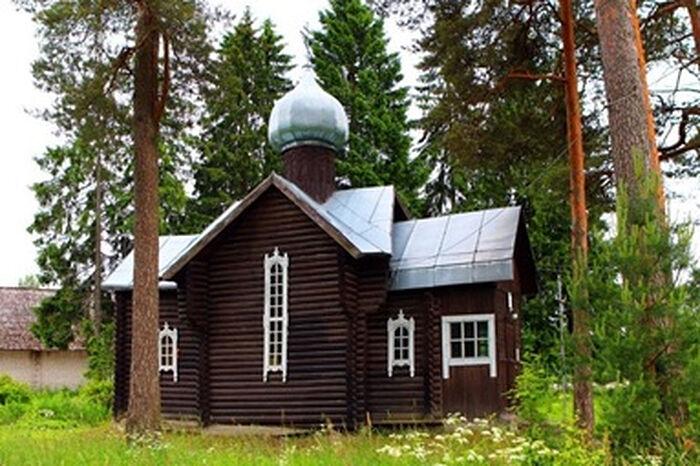 Храм пр. Серафима Саровского