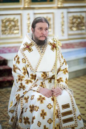 Епископ Покровский Пахомий