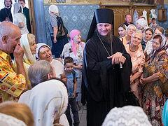Епископ Покровский и Николаевский Пахомий об ответственности за Церковь, потребительстве и любви