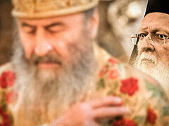 Constantinople reportedly planning to suspend episcopate of canonical Ukrainian Church