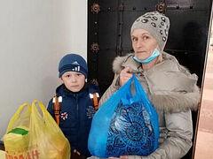 Синодальный отдел по благотворительности выделил 200 тысяч рублей Бирской епархии на продуктовую помощь