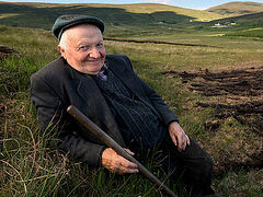 """""""When you see the resilience of the Irish, you understand where Tolkien got his Hobbits"""""""