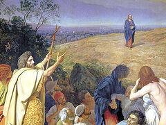 Лекция 9. Начало служения Господа Иисуса Христа (ВИДЕО)