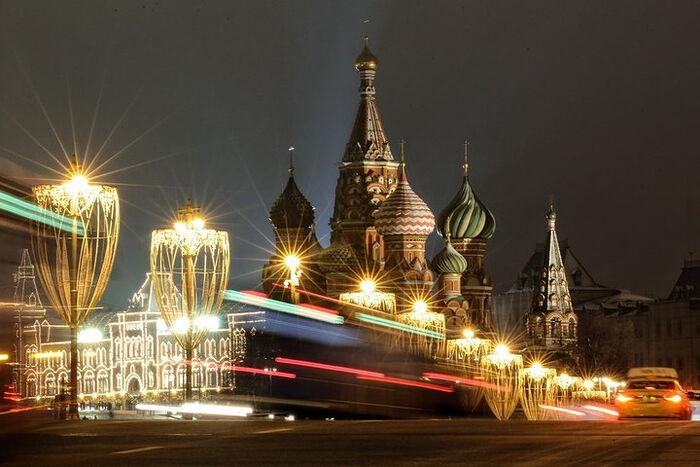 Собор Василия Блаженного / Фото: Софья Сандурская / АГН «Москва»
