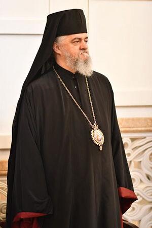 Ο Επίσκοπος Μπούενος Άιρες Κύριλλος