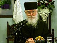«Один монах на Афоне увидел дьявола...»