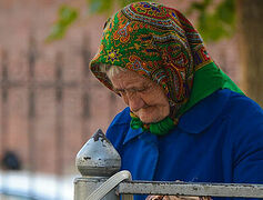 Clairvoyant Babushka Katya, or Nun Domna of Blessed Memory