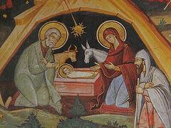 """Ὅσιος Παΐσιος : """"Πῶς ἑορτάζουν οἱ ἅγιοι τὰ Χριστούγεννα;"""""""