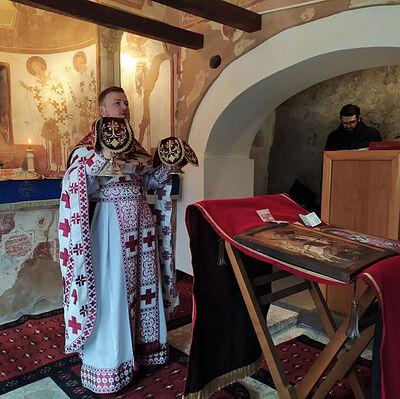 Свети Николај Мирликијски прослављен у Призрену