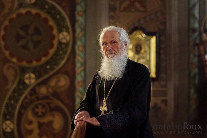 Протоиерей Владимир Чувикин. Фото Натальи Фукс