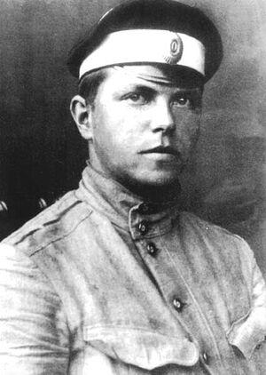 Капитан Виноградов